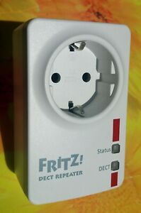 FRITZ!DECT Repeater 100 DECT-ULE Fritz Fon Smart Home Thermometer
