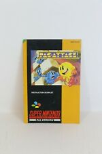 Pac Attack Manual Super Nintendo SNSP-P9-UKV