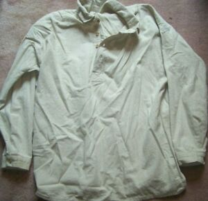 CIVIL WAR SHIRT, PULL-OVER, LARGE, U.S. ISSUE *COPY*
