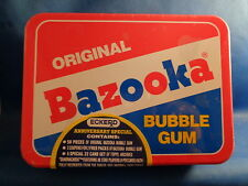 1991 BAZOOKA BASEBALL - TOPPS ARCHIVES (22) CARD SET - SEALED TIN ! LQQK !