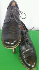 Red Tape Shoes Men Brown 10 Wingtip Oxford