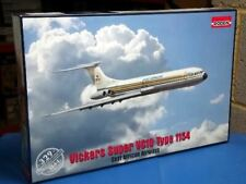 Roden 1/144 329 Vickers Super VC-10 Type 1154 East African Airways