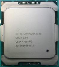 Intel Xeon E5-2698 V4 ES QHUZ 2GHz 20C 50MB 135w Socket 2011-3 Processor CPU