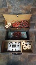 New listing Rare Antique Massa Electrodynamic Recorder Test System