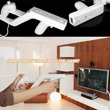 Shooting Games Zapper Gun Controller For Nintendo Wii Nunchuk Motion Plus Remote