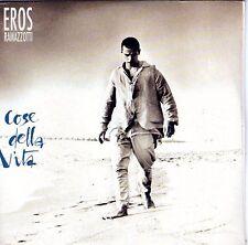 CD CARTONNE CARDSLEEVE EROS RAMAZZOTTI 2T COSA DELLA VITA DE 1993 NEUF SCELLE