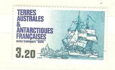 TIMBRES TAAF POSTE  N° 129 ** COTE 1.90 VOILIER