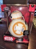 STAR WARS The Force Awakens Disney Store BB-8 Astromech Droid