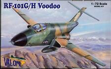 Valom Models 1/72 MCDONNEL RF-101G/H VOODOO U.S. Air Force Recon Fighter