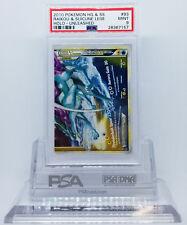Pokemon UNLEASHED RAIKOU & SUICUNE LEGEND BOTTOM 93/95 HOLO PSA 9 MINT #28367157
