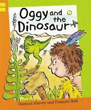 Oggy and The Dinosaur (Reading Corner) by Harvey, Damian 0749653736