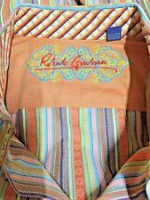 Robert Graham XL Long Sleeve Button Up Mens Shirt