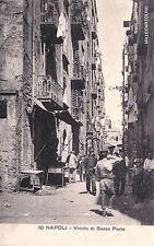# NAPOLI: VICOLO DI BASSO PORTO