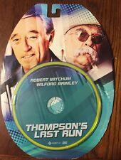 Thompson's Last Run (1986) (DVD Movie, 2006) Robert Mitchum Wilford Brimley New