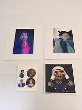 SHINee KEY gibum 2 Photo Cards & 2 Sticker Set Korea HTF Air Free shipping MINT