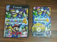 Mario Party 4 - Nintendo GameCube - Complete
