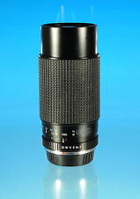 Tokina RMC 80-200mm / 4 für Pentax K Objektiv lens objectif - (18996)
