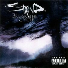 Staind - Break The Cycle #3394 (2001, Cd)
