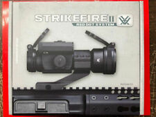 *New Vortex Strikefire II Red Green Dot System Scope SF-RG-501 Authorized Dealer