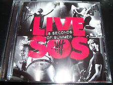 5 Five Seconds Of Summer Live 5SOS / SOS (Australia) CD – Like New