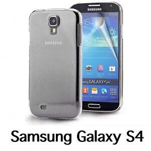 Samsung Galaxy S4 i9500 crystal clear thin hard case Wholesale Bulk Buy x 25