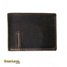 GreenLand Bourse Westcoast Mini Wallet Buffalo-Brown