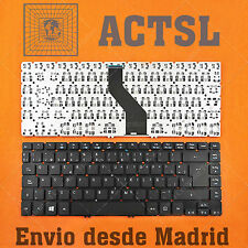 Keyboard Spanish for ACER Aspire V5-472P