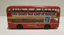 EFE - 1:76 - 00 Scale - EASTERN COUNTIES - BRISTOL VR - Model Bus Boxed - 20408