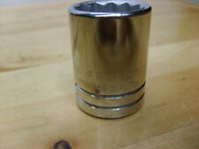 "NOS Proto Professional 1/2"" Drive 12 Point SAE 13/16"" No. 5426"