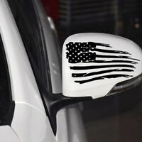 American Flag For Auto Car/Bumper/Window Vinyl Decal Sticker Decal Decor 1Pcs