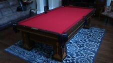 "Brunswick 1920 ""Royal"" 9' Pool Table"