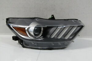2015 2016 2017 2018 2019 FORD MUSTANG OEM RIGHT XENON HID HEADLIGHT R4