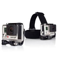 Un Serre Tête Base Rotatif 360° Fixation pour GoPro/CAMsport