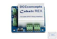DCP-REX DCC Concepts / Scale Cobalt Relay Extension Board