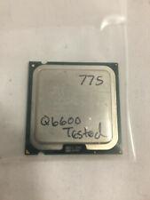 Intel Core 2 Quad Q6600. SLACR. Processor