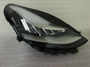 2017 - 2021 Tesla Model 3 / Y Right Passenger RH LED Headlight Headlamp OEM
