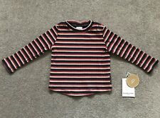 Polarn O. Pyret Long Sleeved Stripy Top, 18-24 months