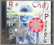 Red Hot Chili Peppers - By The Way con sticker CD Ottimo
