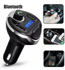 Car Bluetooth T20 FM Transmitter MP3 Player Modulato USB Charger Hands-Free Call