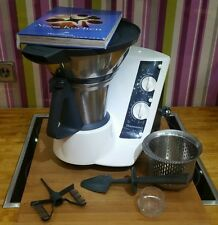 Vorwerk thermomix tm21 robot de cocina con función de cocina varoma & accesorios top * *