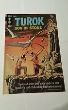 Turok son of stone # 75 gold key