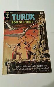 Turok son of stone # 75 gold key