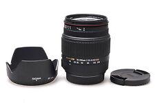 Obiettivo SIGMA 18-200 mm f/3.5-6.3 HSM II DC F. Nikon