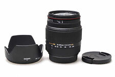 Sigma 18-200 mm F/3.5-6.3 HSM II DC f. Sony Alpha