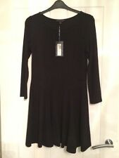 Viscose Long Sleeve Skater Petite Dresses for Women