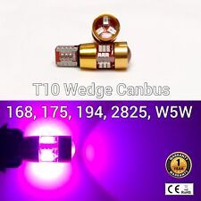 T10 W5W 194 168 2825 License Plate Light Purple 27 SMD Canbus LED M1 For Scion M