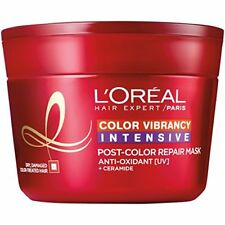 L'Oreal Color Vibrancy Intensive Post-Color Repair Mask, 8.5 oz