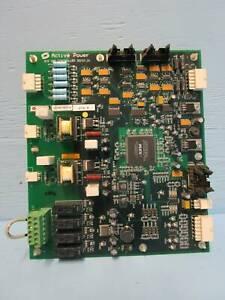 Active Power Zig Zag Controller 30107_01 30106 ActivePower PCB Control Board