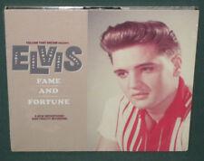 Elvis Presley FTD Fame And Fortune CD SEALED OOP 2002 Follow That Dream Digi