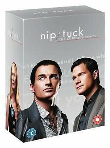 NIP / TUCK The Complete Series 1-6 DVD Boxset Region 4 (AUS) New & Sealed